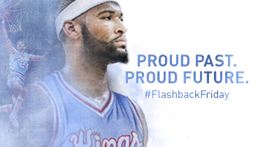 Proud Past. Proud Future. #FlashbackFriday