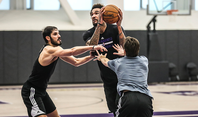 Gallery: Kings Practice 1/9/2017