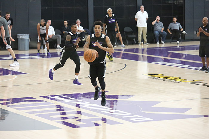 Gallery: Kings Training Camp Day 2