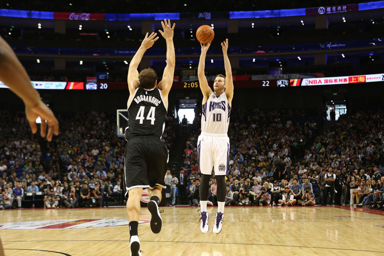 Gallery: Kings vs. Nets in Shanghai