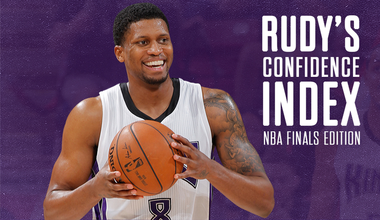 Rudy's Finals Confidence Index