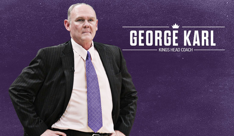 Kings Reach Agreement in Principle with George Karl to ...