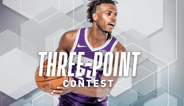 NBA All-Star 3-point contest participants announced