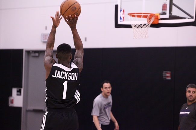 Kings Pre-Draft Workout Gallery: 6/14/14