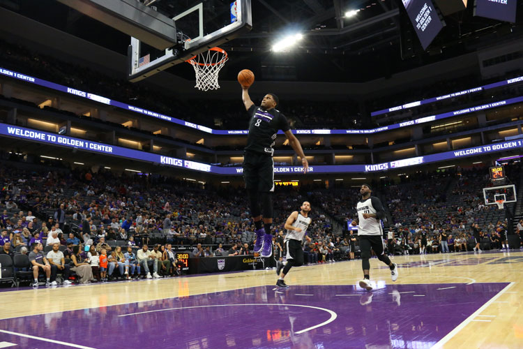 Gallery: Kings Fan Fest at Golden 1 Center
