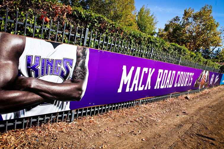 Gallery: Kings & Kaiser Build Mack Road Courts