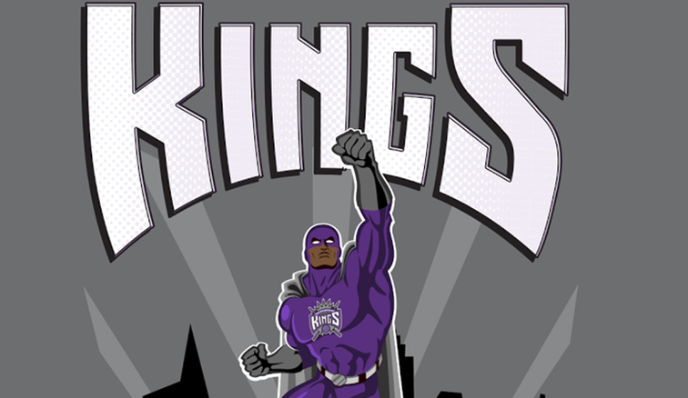 Image result for comic con sacramento kings