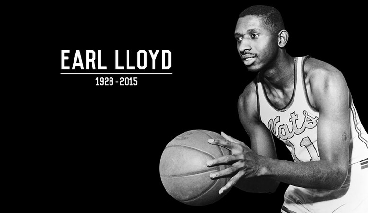 Kings Honor Earl Lloyd | Sacramento Kings