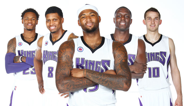 45f9eeae8bc Kings 2014-15 Season Preview. Sacramento ...