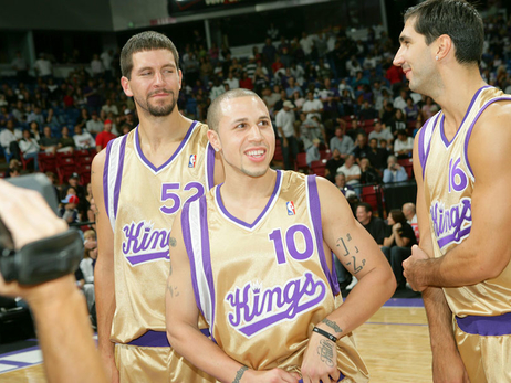 Through The Years: Kings Uniforms