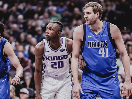 Kings Pay Homage to Dirk's Legacy
