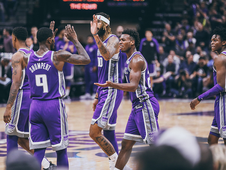 Gregg Popovich 'Impressed' with Young Kings