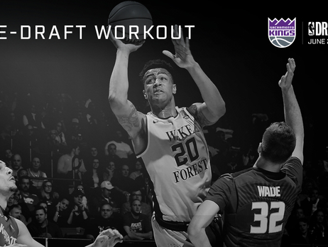 Prospects Announced for Eleventh Pre-Draft Workout