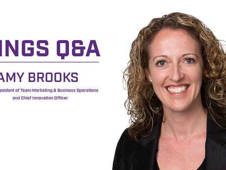 Kings Q&A with Amy Brooks