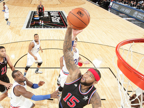 Boogie Earns High Praise From All-Stars