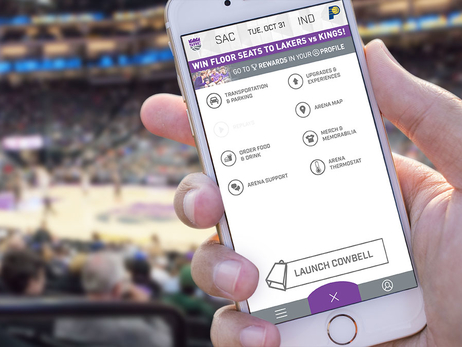Sacramento Kings + Golden 1 Center App Wins Global