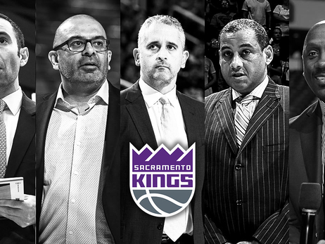 Kings Announce Coaching Staff for 2019-20 Season