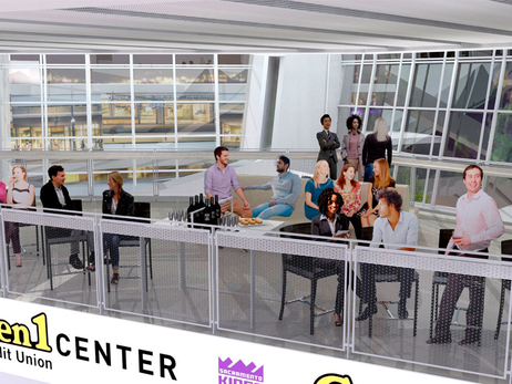Sacramento Kings Add New Premium Seating Option to Golden 1 Center for 2017-18 Season