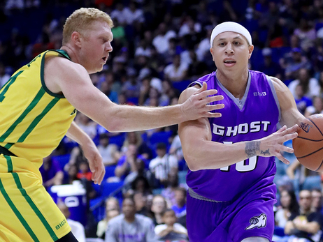 Mike Bibby Labeled Top 5 BIG3 Player