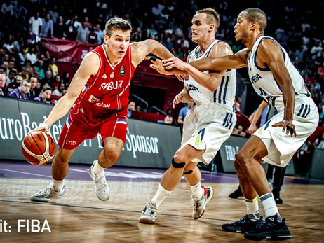 Bogdanovic Leads Serbia in Thrilling EuroBasket Finale
