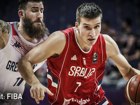 Bogdanovic Primed for EuroBasket Semifinals