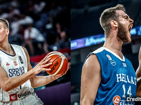 Papagiannis, Bogdanovic Advance to EuroBasket Quarterfinals