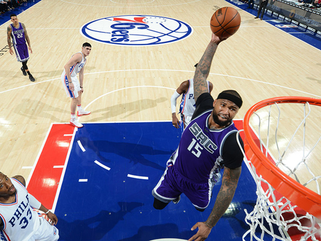 Sixers Edge Kings Despite Boogie's Big Night