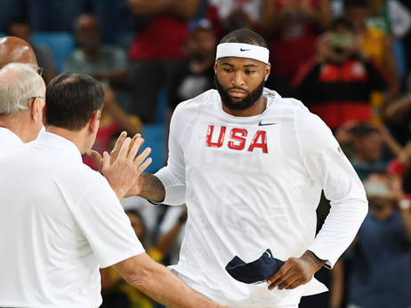 Boogie Balling for Team USA