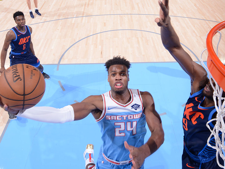 Sactown Brings the Thunder Against OKC