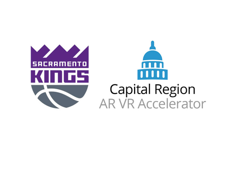 Capital Region AR VR Accelerator Announces Collaboration with Sacramento Kings, McClatchy New Ventures Lab, Clark Pacific and Moneta Ventures