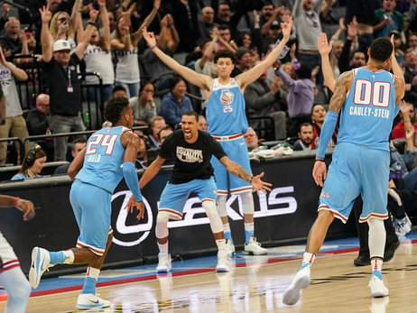 Kings Complete Electrifying 21-Point Comeback