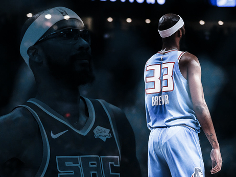 Humble Beginnings Shaped Corey Brewer's Work Ethic