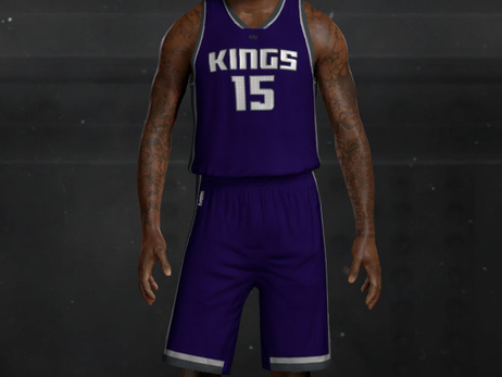Kings NBA 2K17 Ratings & Screenshots