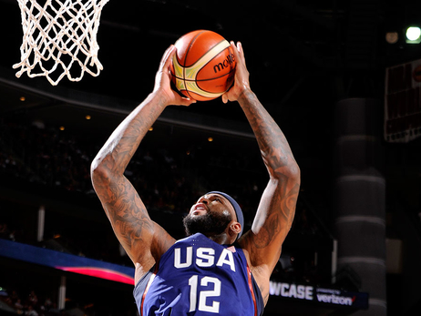 Boogie, Team USA Cruise to Victory