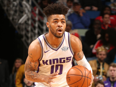 Frank Mason III Earns Roster Spot on USA Men's Basketball World Cup Qualifying Team