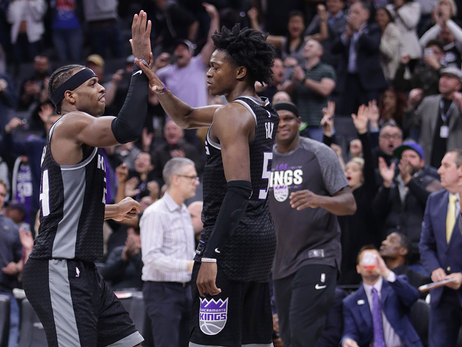 Young Kings Come Up Clutch in OT Thriller
