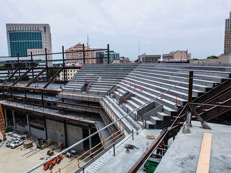 Gallery: Golden 1 Center Construction Progress 7/1/15