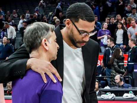 Kings Take Stand to Help Affect Change