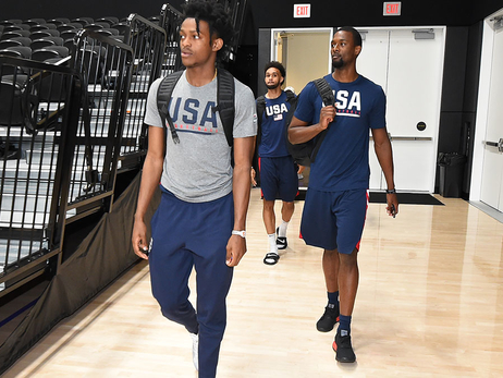Kings Shift to LA as Team USA Training Camp Continues