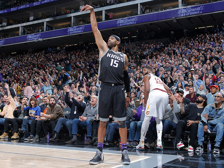 Vince Carter Wins NBPA Most Respected Award