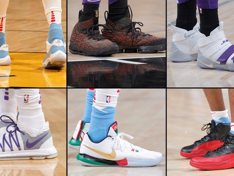 Quiz: Whose Kicks are These?