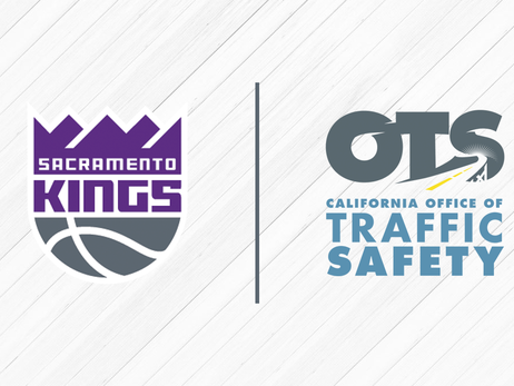 Kings Announce Multi-Year Partnership with California Office of Traffic Safety