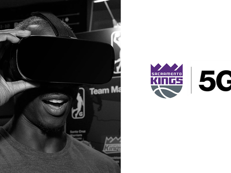 Sacramento Kings and Verizon Demo First Live 360 Virtual Reality Experience for Fans Powered by 5G
