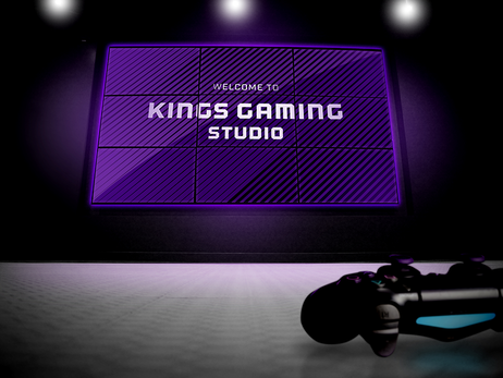 Kings Unveil World's First Dedicated Esports Training Facility and Content Studio Inside Pro Sports Venue
