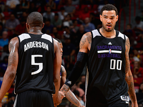 Kings Fall in Summer League Opener