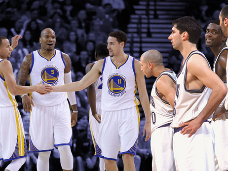2002 Kings vs. 2015 Warriors
