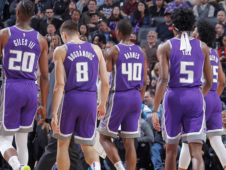Sacramento Tabbed to Exceed Expectations Next Season
