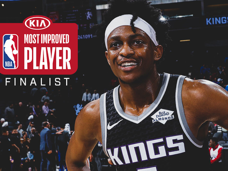 Fox Announced as Most Improved Player Finalist