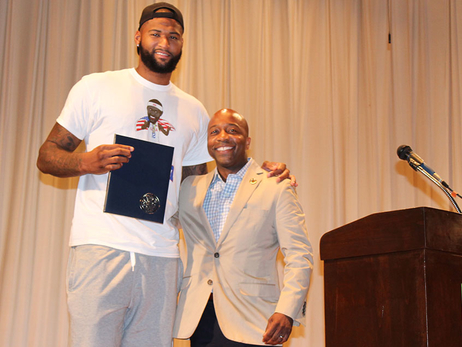 'DeMarcus A. Cousins Day' Declared in Mobile, Alabama