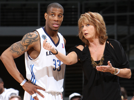 Nancy Lieberman: 'I Like to Win'